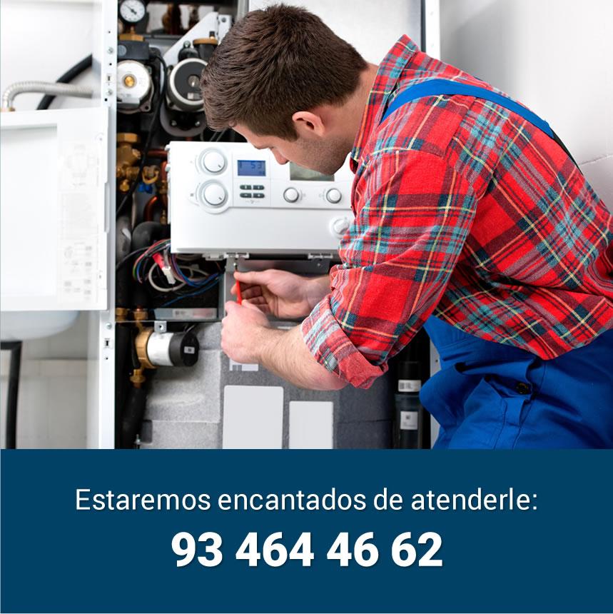 Servicio t cnico e instalaciones de gas natural en barcelona for Oficina gas natural badalona